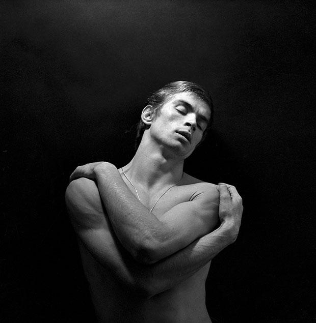 Рудольф Нуреев. Фото Сесила Битона